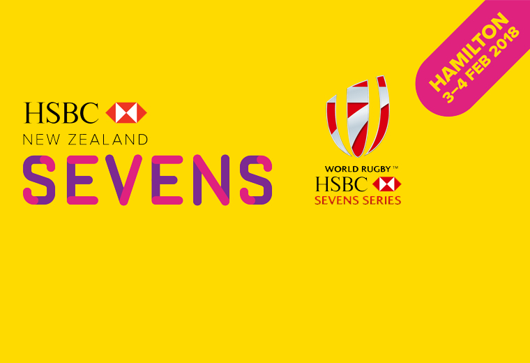 New Zealand HSBC World Rugby Sevens Series