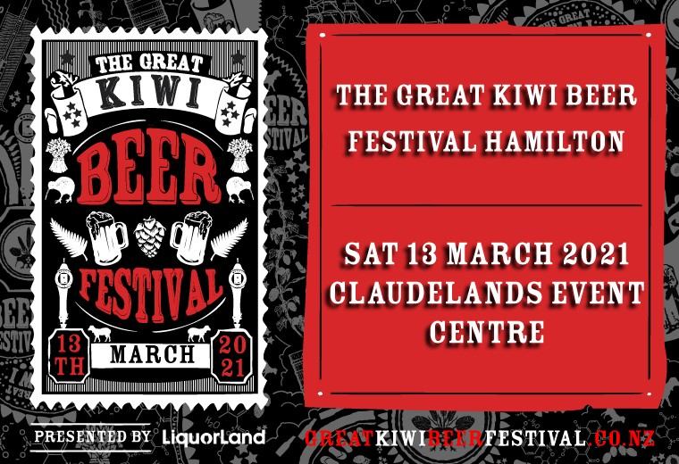 The Great Kiwi Beer Festival 2021