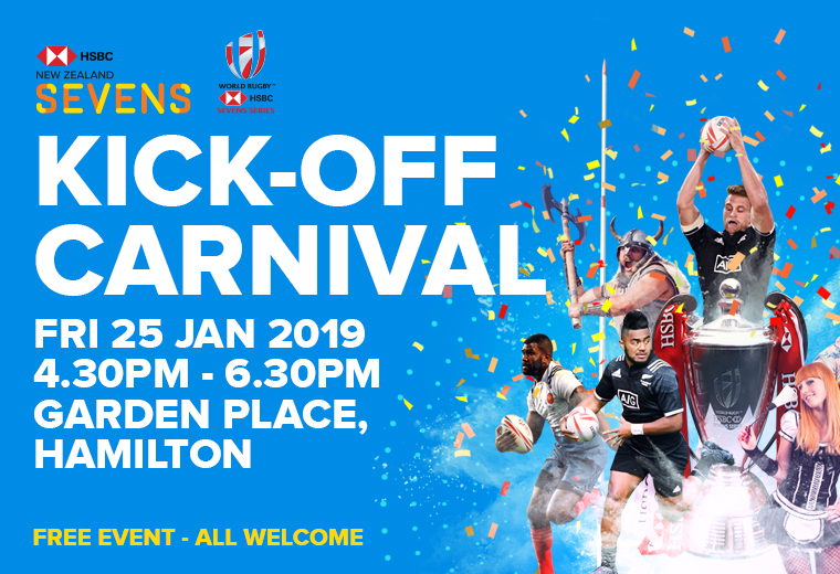 HSBC NZ Sevens Kick-Off Carnival