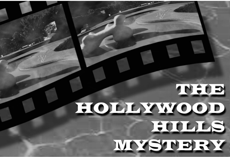 The Hollywood Hills Mystery: Hamilton Gardens Arts Festival 2020