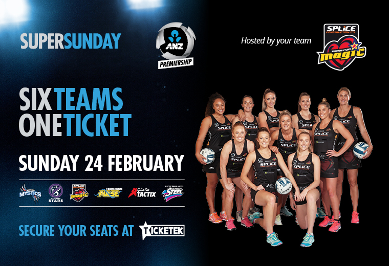 ANZ Premiership 2019 - Super Sunday