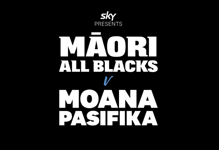 Maori All Blacks v Moana Pasifika