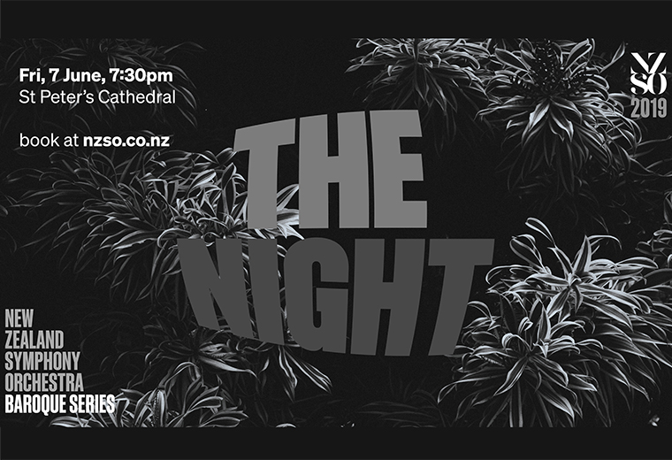 NZSO - Baroque Series - The Night