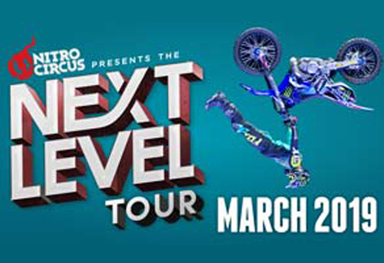 Nitro Circus Next Level World Tour