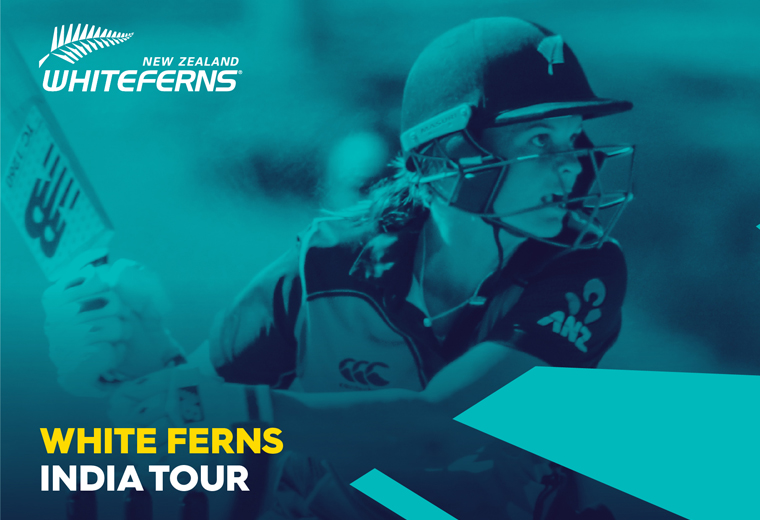 3rd T20 - WHITE FERNS vs India