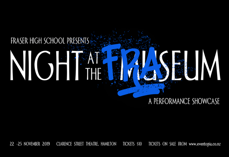 A Night At The Fraseum - Presented by Fraser High School