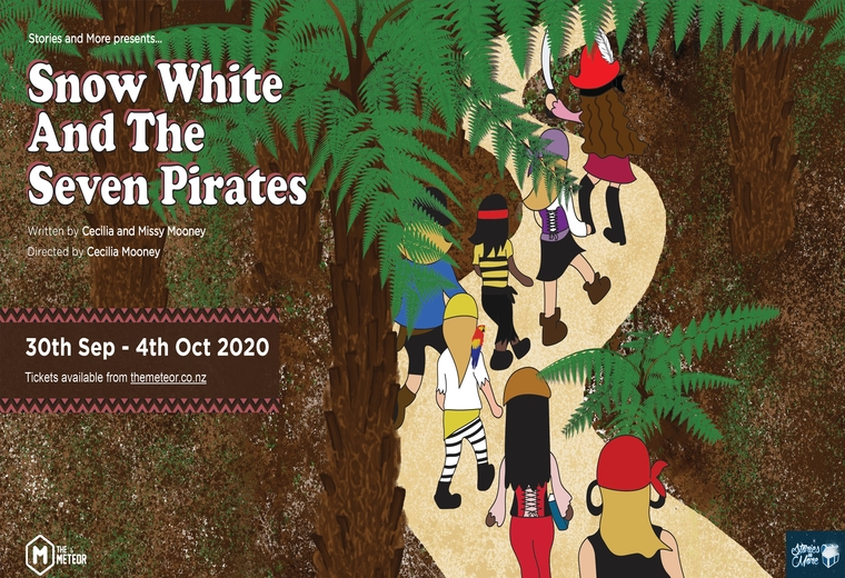 Snow White and the Seven Pirates