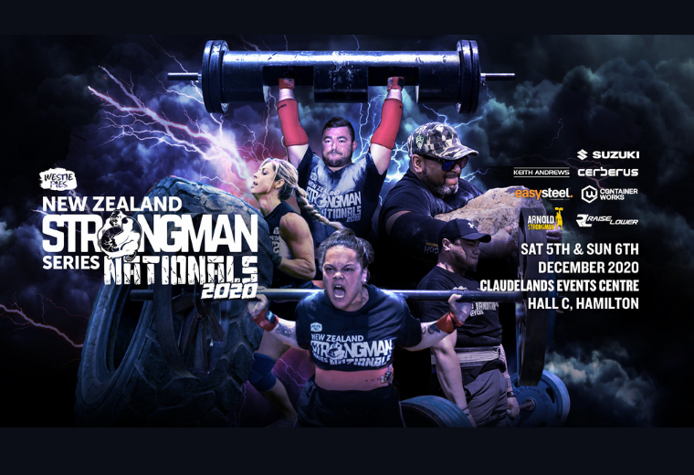 New Zealand Strongman Series Nationals 2020
