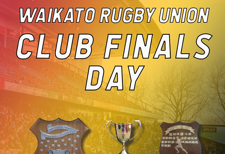 Waikato Rugby Union Club Finals Day