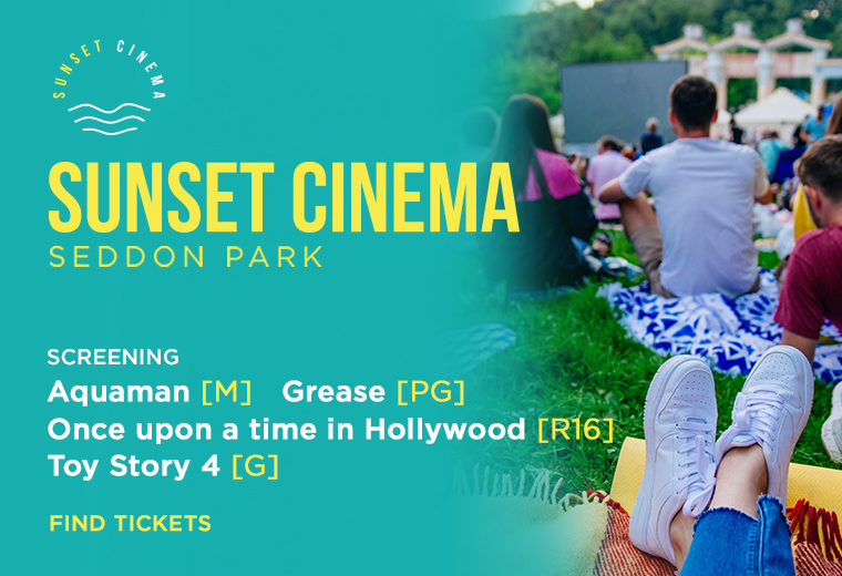 Sunset Cinema - Grease